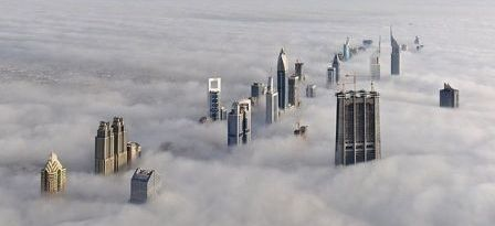Hotels in Dubai Clouds