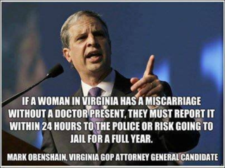 GOP War On Pregnant Women