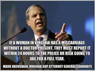 GOP War On Pregnant Women