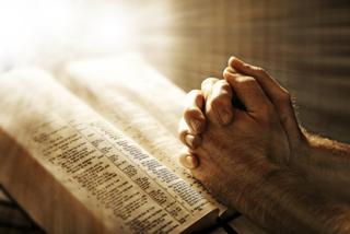 Praying a Praayer
