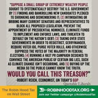 GOP Treason