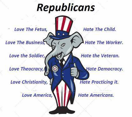 Republicans-Hypocrisy